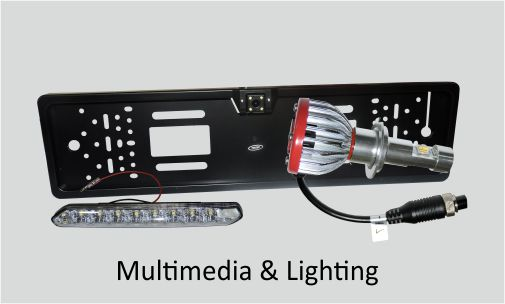 Multimedia & Lighting