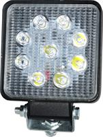 Led Working Light 12-30 Volts 27 watt