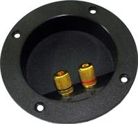 Morsettiera in plastica per Subwoofer diam.70 mm